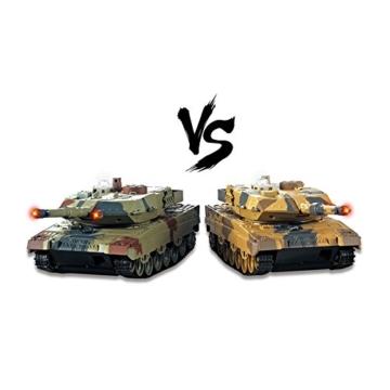 batlle-set-2x-german-leopard-rc-2-4ghz-ferngesteuerter-mini-panzer-mit-kampf-schusssimulation-gefechtsmodi-komplett-set-neu-ovp-2