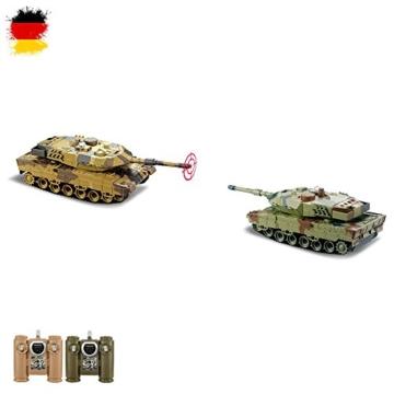 Battle SET 2x Deutscher Leopard