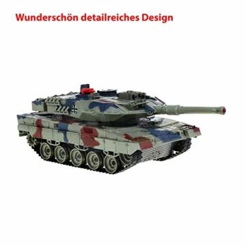 Deutscher Leopard Kampfpanzer modell