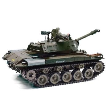 ferngesteuerter M41A3 Walker Bulldog panzer